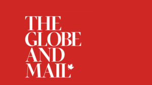 logo of the globe and mail - new investments trends in the economy